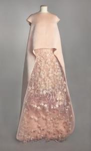 1967 Balenciaga gown