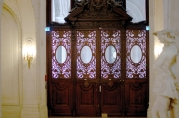 Doors in the Richelieu.